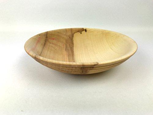 Einzigartige Schale aus Ahornholz