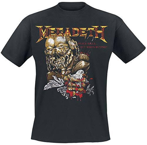 Megadeth Peace Sells but Who's Buying ? T-Shirt schwarz XL