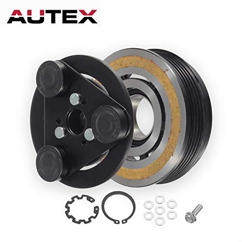 AUTEX AC A/C Compressor Clutch Assembly Kit BP4S61K00