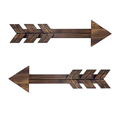 Letreros Madera para Decorar Marca Haohai