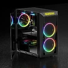 GAMDIAS GD-TALOS E1 No Power Supply Mini-ITX Tower (Black)