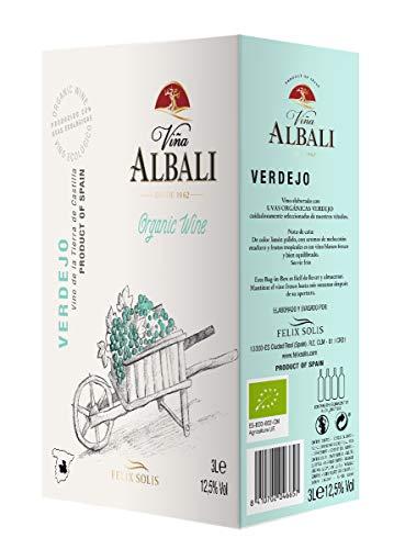 Felix Solis Vina Albali BIB Bio Eco Blanco Verdejo trocken (1 x 3 l)