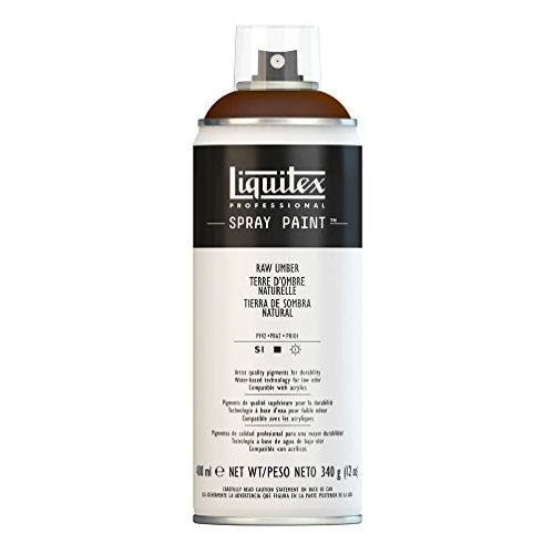 Liquitex Professional - Acrílico en spray, 400ml, tierra de sombra natural