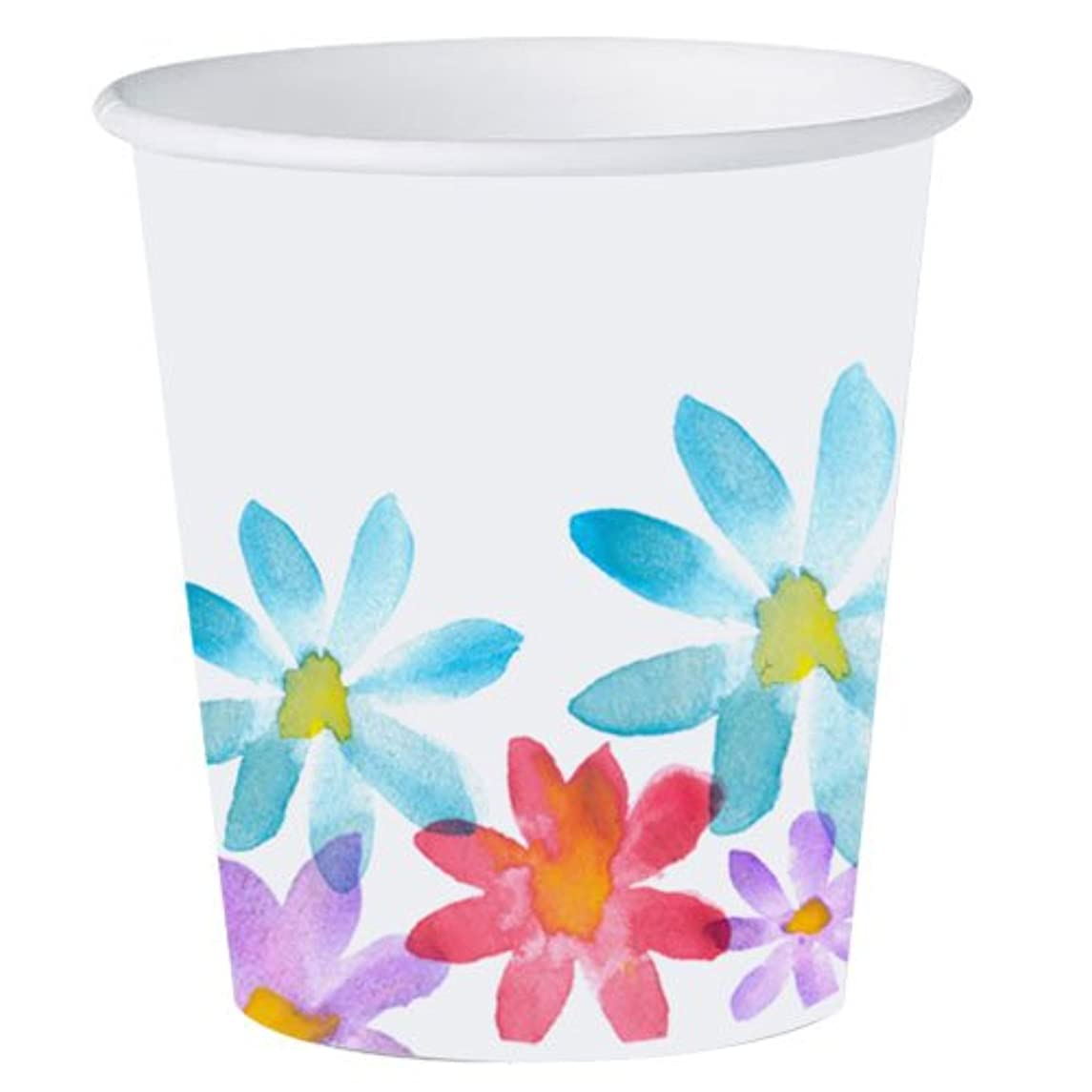 Nicole Home Collection Paper Dispenser Cups, 3-Ounce, 100-Count