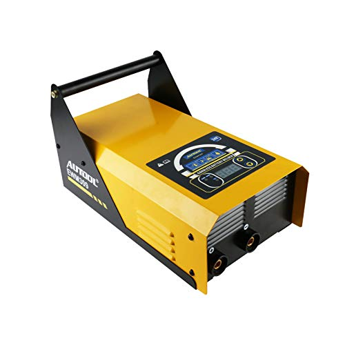 AUTOOL EWM 309 Portable ARC Inverter Welding Machine, DC24V Inverter Welder, 20-100Amp IGBT Welding Machine Kit, Mini Electric Stick Welder Machine