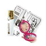 Velform Smooth + Doppelseitiger Spiegel für das Gesicht ohne Schmerzen und Hautirritationen mit 18...