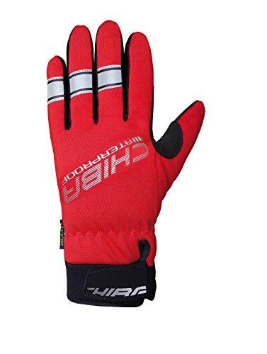 Chiba Kids Waterproof Kinder Fahrrad Handschuhe wasserdicht rot 2016: Größe: XS (5)