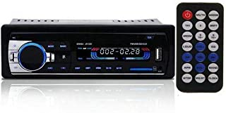 Car Radio Stereo Player Bluetooth Phone AUX-IN MP3 FM/USB/1 Din/remote control 12V Car Audio