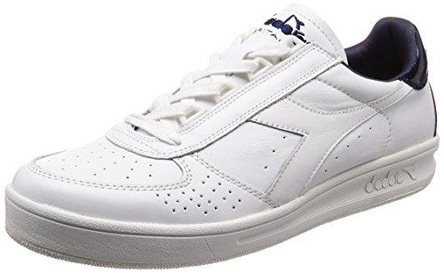 DIADORA heritage B.ELITE LIQUID sneakers uomo in pelle - White, EUR 43