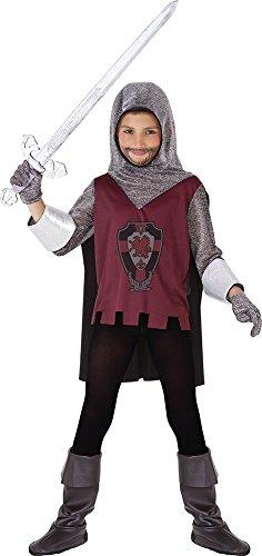 Rubie's - kostuum kinderen middeleeuwse ridders Small