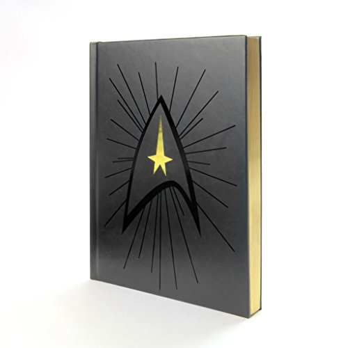 Star Trek: The Original Series Captain Log Hardcover Journal