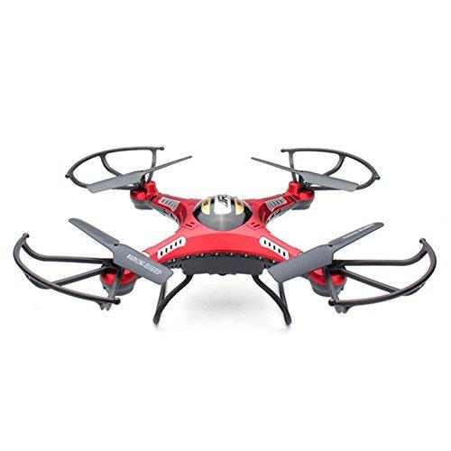 GoolRC JJRC H8D 5.8G FPV RTF RC Quadcopter Mode Headless sans Tête un Bouton Retour Drone avec 2.0MP Caméra FPV LCD Monitor
