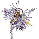 Qwead Anime Digimon Fighting Girl Figura De Acción 24Cm, Adventure Angewomon Figura De Acción Modelo Juguetes Muñeca