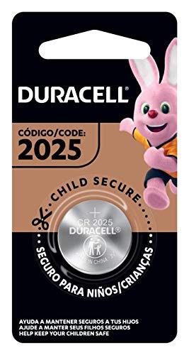 Duracell Pila Tamaño 2025 1 Pza, Pila Eizada, Paquete de 1