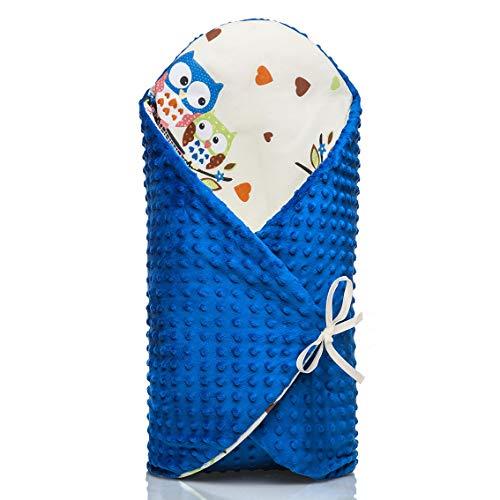Gigoteuse demmaillotage /évolutive label dOr Innovation Sevira Kids Minky /Étoiles fuchsia