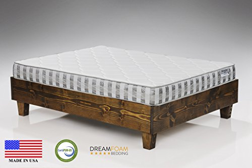 Ultimate Dreams Twin Crazy Quilt 7 inch TriZone Mattress