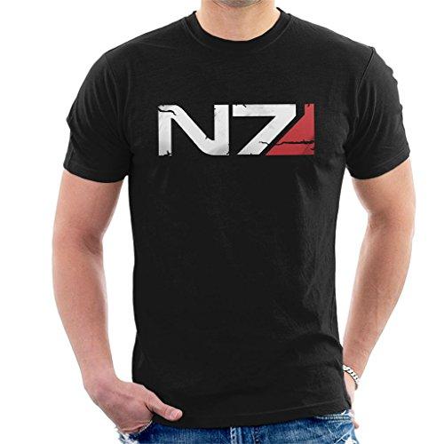 Mass Effect N7 Armour Men's T-Shirt