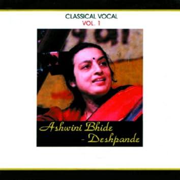 Classical Vocal: Ashwini Bhide Deshpande