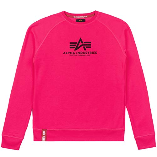 ALPHA INDUSTRIES Women's New Basic Sweater Wmn Sweatshirt