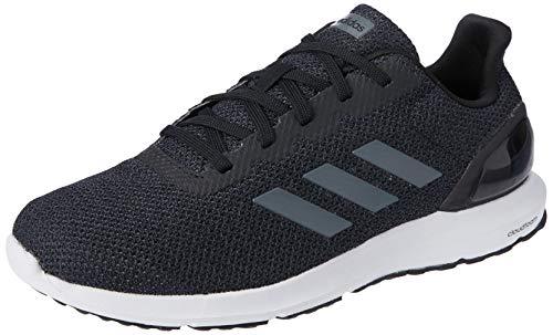 Adidas Cosmic 2, Scarpe Running Uomo, Nero (Cblack/Grefiv/Carbon 000), 41 1/3 EU
