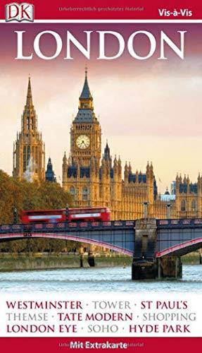 Vis-à-Vis Reiseführer London: mit Extra-Karte und Mini-Kochbuch zum Herausnehmen