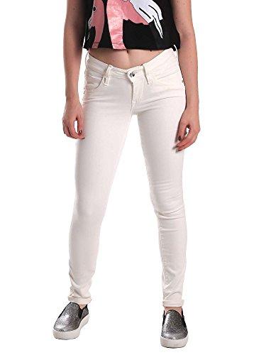 Fornarina BER1H37D73409S Jeans Frauen White 29