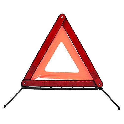 Dreieck-Zeichen, faltbares Auto-Notzusammenbruch-reflektierendes warnendes Sicherheits-Straßen-Stoppschild-Dreieck