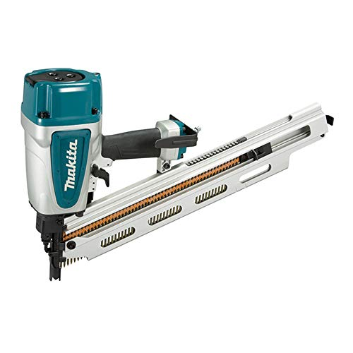 Makita AN924 21º Full Round Head 3-1/2