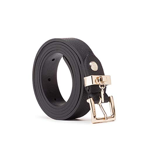 Guess BW7453VIN25 cinta pelle cintura donna stretta nero