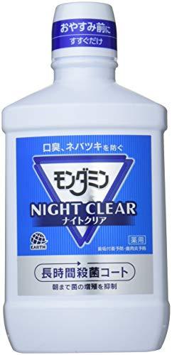 【医薬部外品】モンダミン ナイトクリア マウスウォッシュ [1000mL]
