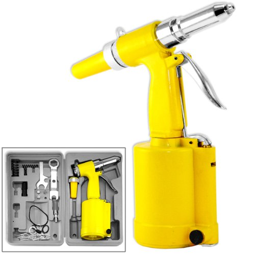 AIR Rivet GUN Tool NEW with Case