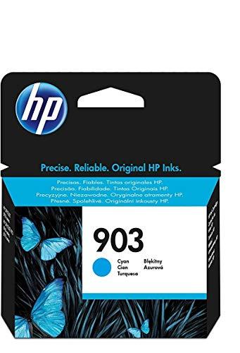 HP 903 Blau Original Druckerpatrone für HP Officejet 6950; HP Officejet Pro 6960, 6970