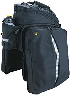 topeak trunkbag ex strap mount black