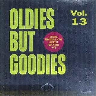 oldies and goodies songs