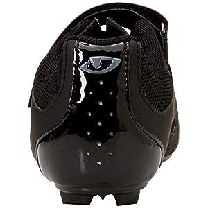 Giro Techne Mens Road Cycling Shoe − 44, Black (2020)