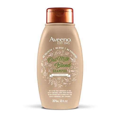 Aveeno Scalp Soothing Oat Milk Blend Shampoo, Fresh 12 Fl Oz