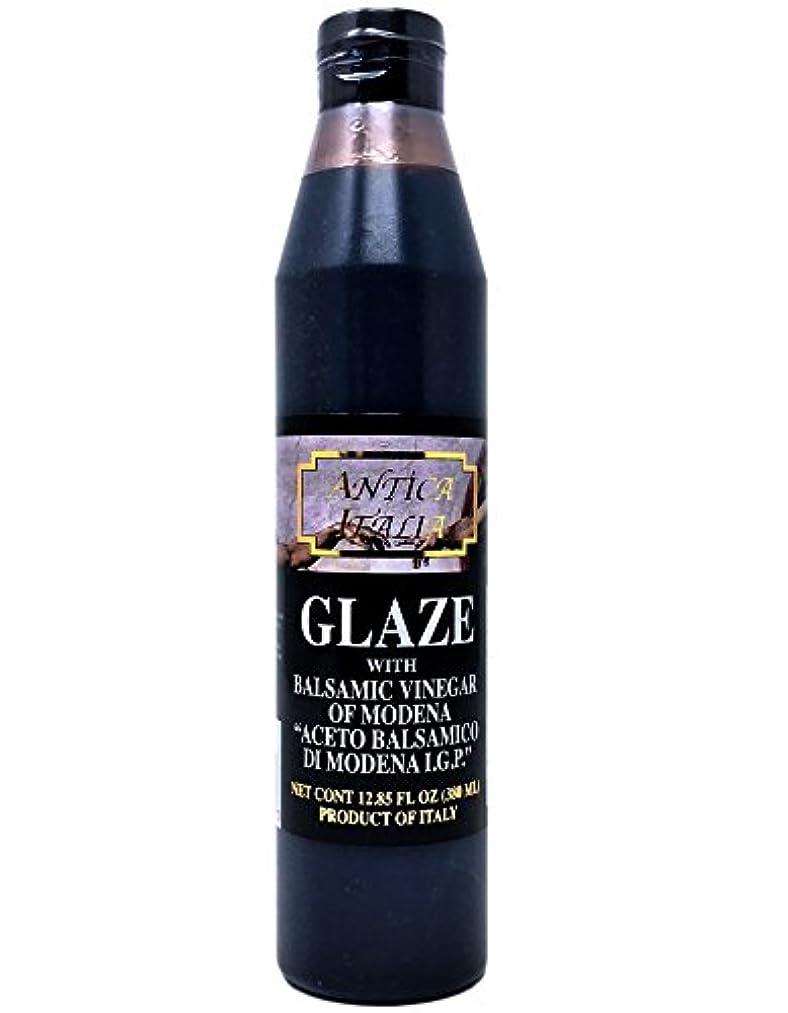 Antica Italia Thick Balsamic Vinegar of Modena Italian Glaze, 12.85 Ounce, From Italy