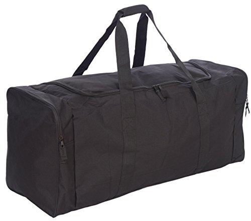 Jetstream 36 Zoll Hockeyausrüstung Duffle Bag, schwarz (Schwarz) - G0534_00_BLK