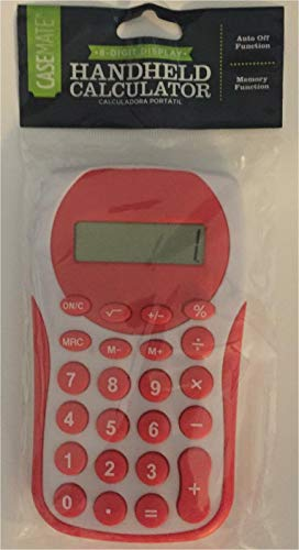 Handheld Calculator - Assorted Colors