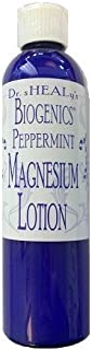 Dr. Shealy's Peppermint Magnesium Lotion (8 oz)