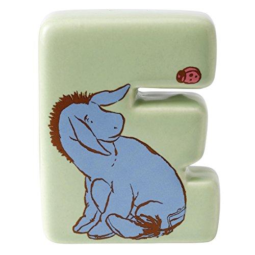 Lettre E Winnie the Pooh - article en céramique