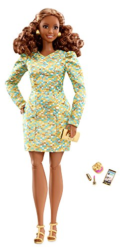 Barbie Mattel DYX64 - Collector The Look Doll Dazzeling Date, Spielzeug