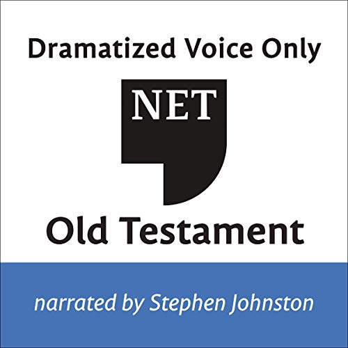 Audio Bible - New English Translation, NET: Old Testament  By  cover art