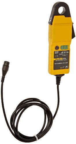 Fluke I310S AC/DC Current Probe, +/-100mA Resolution, 300V AC/ DC Voltage, 450A DC, 300A AC rms Current