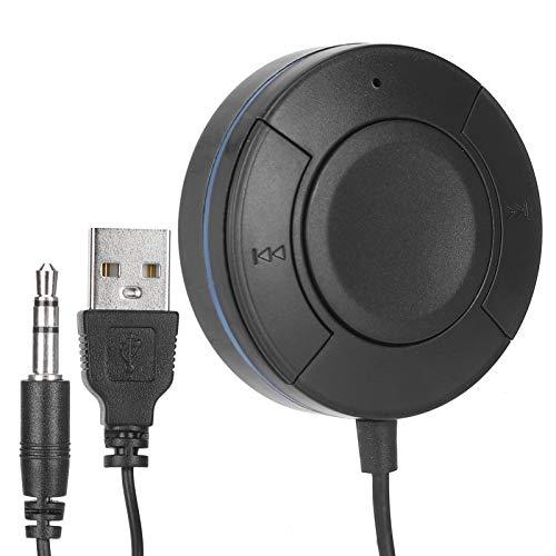 Weikeya Coche Bluetooth Receptor, con Abdominales Clase 2 Bluetooth 4.1 Bluetooth 4.1 Receptor por Coche Sistérmico