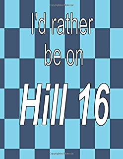 I'd rather be on Hill 16