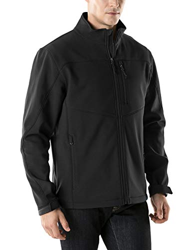Black Zip Up Jacket Men's