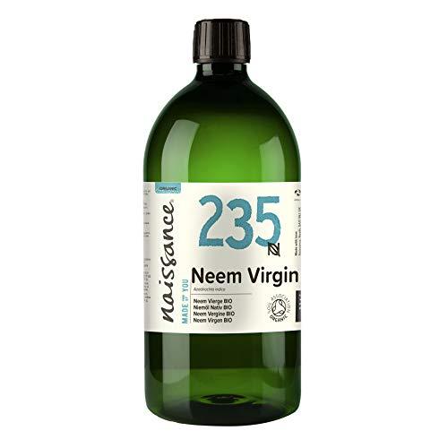 Naissance Aceite Vegetal de Neem Virgen BIO n. º 235 – 1