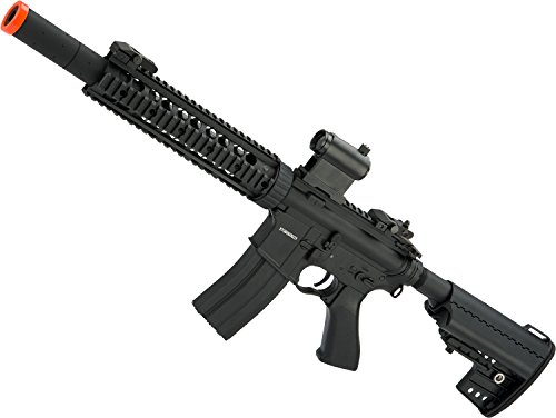 Evike - CYMA Full Metal Jungle Carbine M4 with RIS Handguard