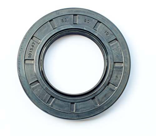 EAI Oil Seal 50mm X 90mm X 10mm TC Double Lip w/Spring. Metal Case w/Nitrile Rubber Coating